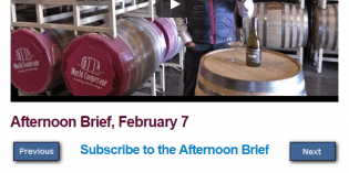 Afternoon Brief, February 7