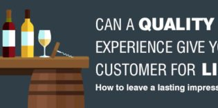 Quality Experience = Customer for Life