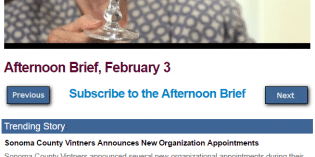 Afternoon Brief, February 3