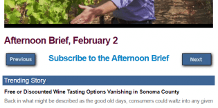 Afternoon Brief, February 2