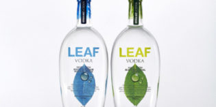 Chi-Town's Going Organic with LEAF Vodka