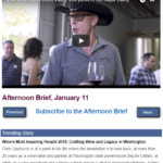 Afternoon Brief, January 11