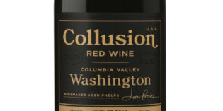 Josh Phelps Debuts 'Collusion' Red Wine from Washington State