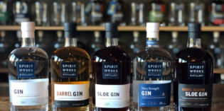 Spirit Works Distillery Voted Among the Top 10 Craft Gin Distilleries Across the U.S.