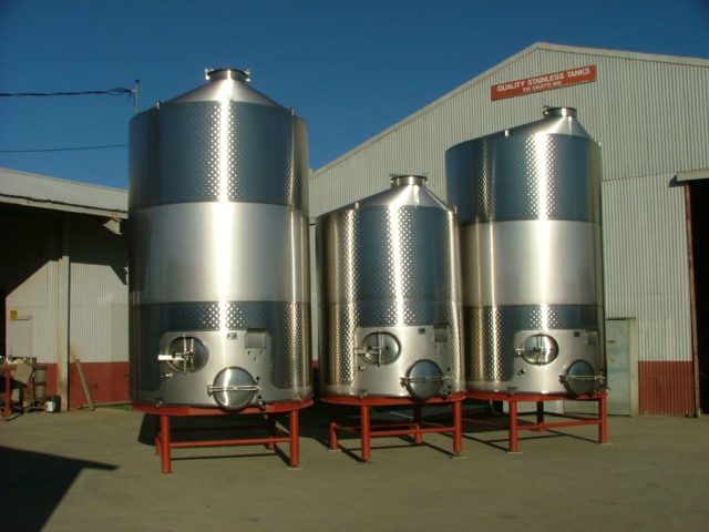 Quality Stainless Tanks