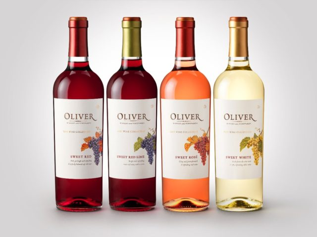 Oliver Winery Soft Collection